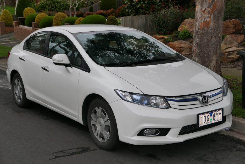 2014 Honda Civic FB4 MY13 Hybrid sedan 2015 08 07 01 1024x685