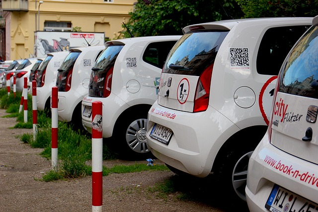 Car-sharing – co to i jak z niego korzystać?